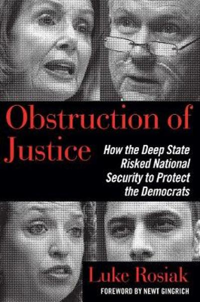 Obstruction of Justice - Luke Rosiak