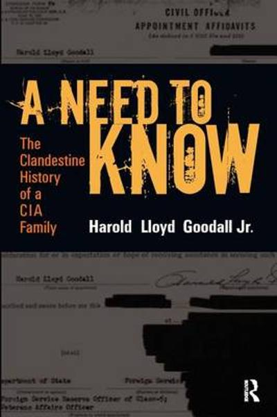 A Need to Know - H. L. Goodall, Jr.