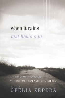 When It Rains - Ofelia Zepeda