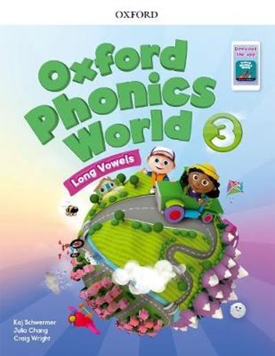 Oxford Phonics World: Level 3: Student Book with App Pack 3 -