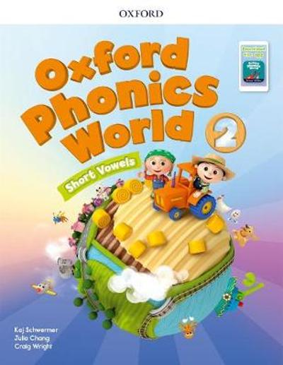 Oxford Phonics World: Level 2: Student Book with App Pack 2 -