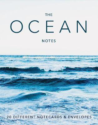 The Ocean Notes - Chronicle Books