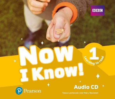 Now I Know 1 (Learning To Read) Audio CD -
