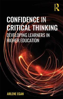 Confidence in Critical Thinking - Arlene Egan