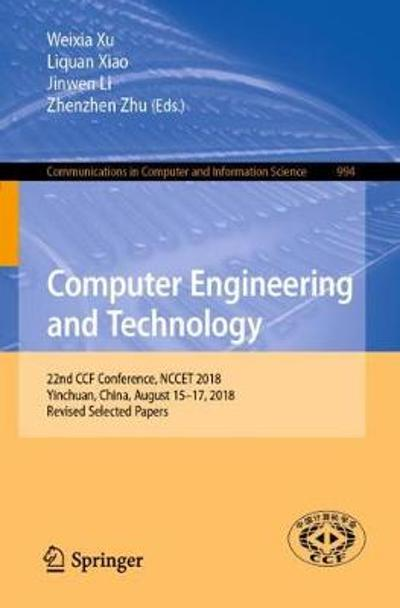 Computer Engineering and Technology - Weixia Xu