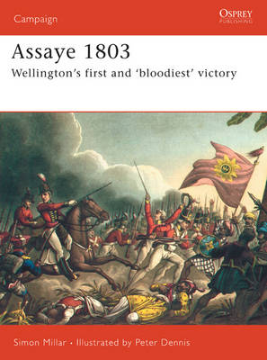 Assaye 1803 - Simon Millar