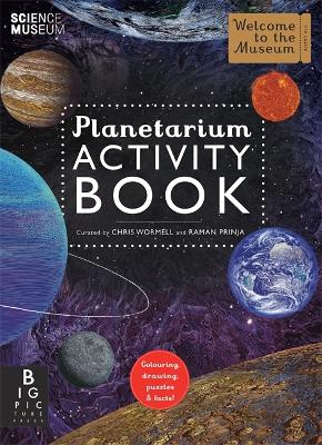 Planetarium Activity Book - Raman Prinja