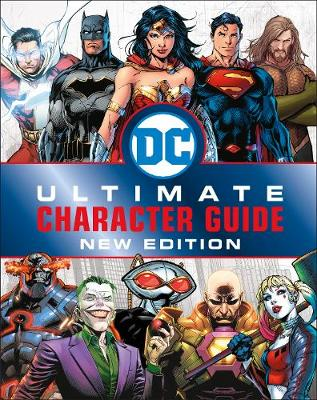 DC Comics Ultimate Character Guide New Edition - Melanie Scott