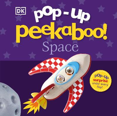 Pop-Up Peekaboo! Space - DK