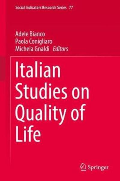 Italian Studies on Quality of Life - Adele Bianco