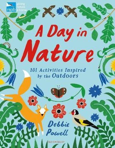 RSPB: A Day in Nature - Debbie Powell