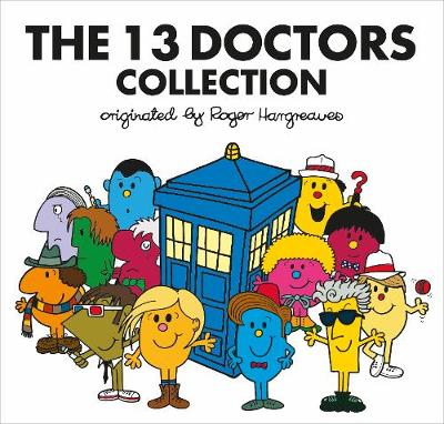 Doctor Who: The 13 Doctors Collection - Adam Hargreaves