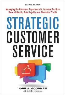 Strategic Customer Service - John Goodman