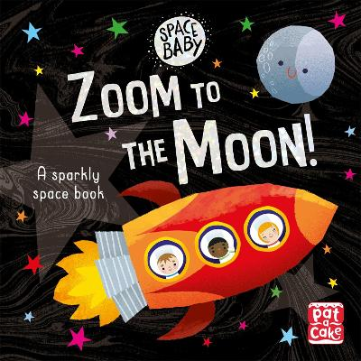 Space Baby: Zoom to the Moon! - Pat-a-Cake