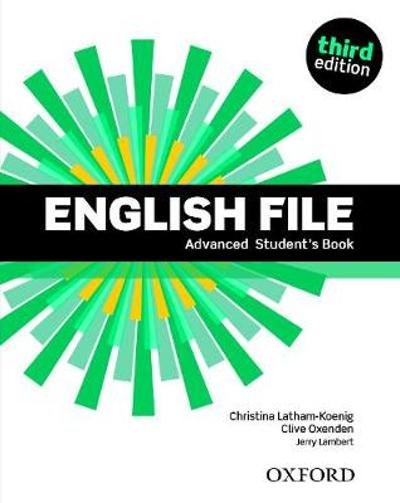 English File: Advanced: Student's Book -