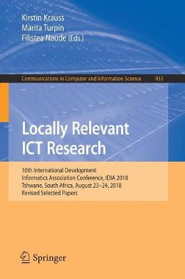 Locally Relevant ICT Research - Kirstin Krauss