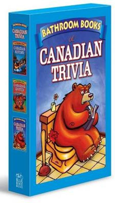 Canadian Trivia Box Set - Angela Murphy