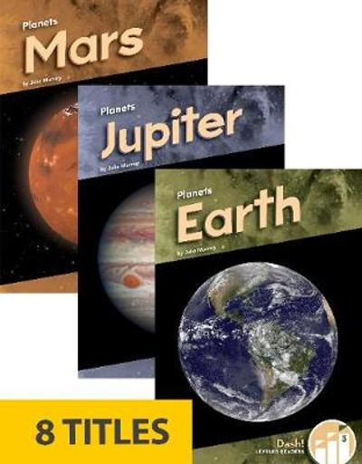Planets (Set of 8) - Julie Murray