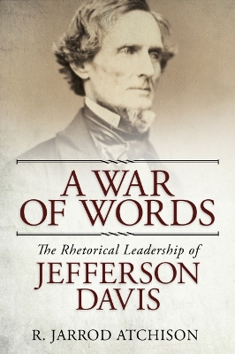A War of Words - R. Jarrod Atchison