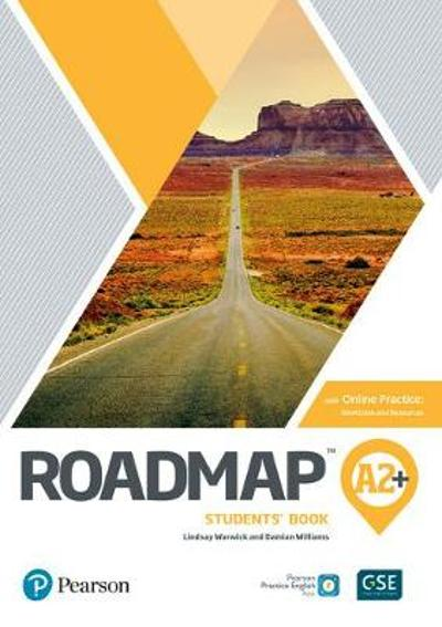 Roadmap A2+ Students' Book with Online Practice, Digital Resources & App Pack - Lindsay Warwick