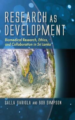 Research as Development - Salla Sariola