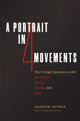 A Portrait in Four Movements - Andrew Patner