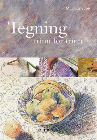 Tegning trinn for trinn - Marylin Scott