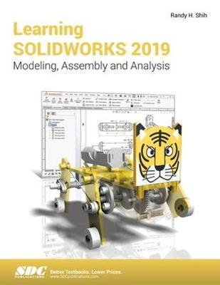 Learning SOLIDWORKS 2019 - Randy Shih