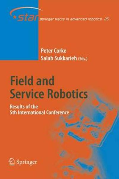 Field and Service Robotics - Peter Corke