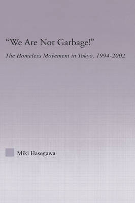 """We are Not Garbage!"" - Miki Hasegawa"