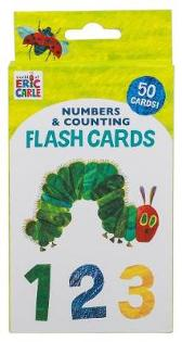 World of Eric Carle (TM) Numbers and Counting Flash Cards - Eric Carle