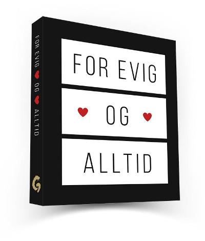 For evig og alltid - Ruth Mathilde Andersen