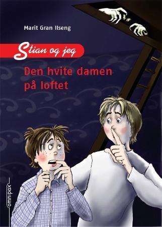 0cf47e62 Den hvite damen på loftet - Marit Gran Ilseng - Innbundet ...