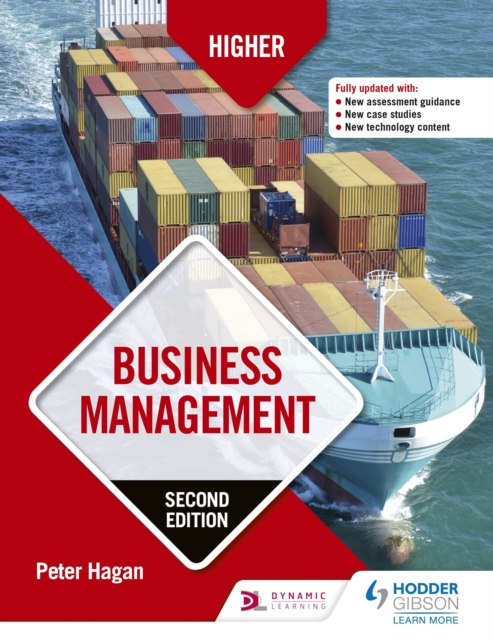 Higher Business Management: Second Edition - Peter Hagan