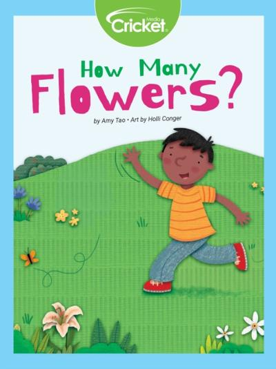 How Many Flowers - Amy Tao
