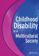 Childhood Disability in a Multicultural Society - Barry Jones