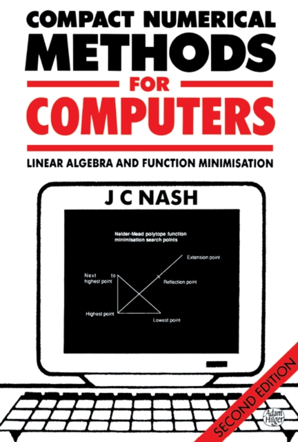 Compact Numerical Methods for Computers - John C. Nash
