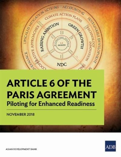 Article 6 of the Paris Agreement - Asian Development Bank