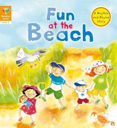Reading Gems: Fun at the Beach (Level 2) - QED Publishing