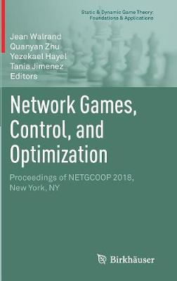 Network Games, Control, and Optimization - Jean Walrand