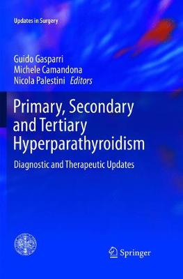 Primary, Secondary and Tertiary Hyperparathyroidism - Guido Gasparri