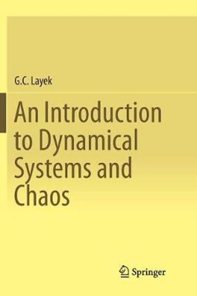 An Introduction to Dynamical Systems and Chaos - G.C. Layek