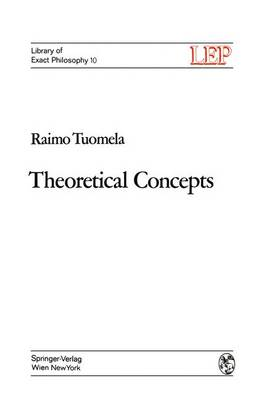 Theoretical Concepts - R. Tuomela