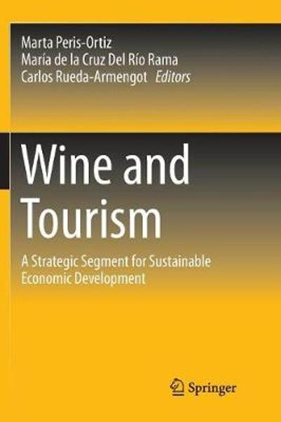 Wine and Tourism - Marta Peris-Ortiz