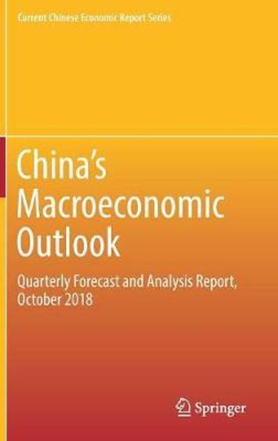 China's Macroeconomic Outlook - Center for Macroeconomic Research