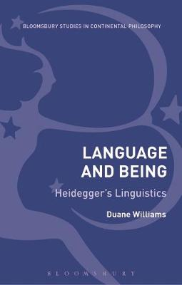 Language and Being - Duane Williams