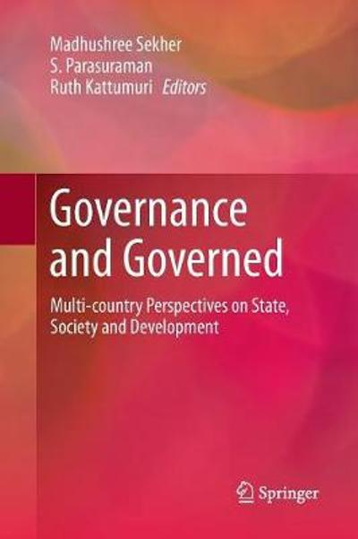 Governance and Governed - Madhushree Sekher