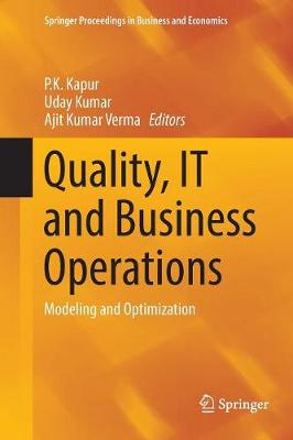 Quality, IT and Business Operations - P.K. Kapur