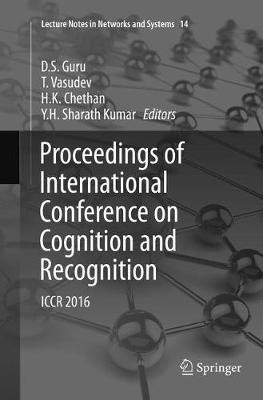 Proceedings of International Conference on Cognition and Recognition - D. S. Guru