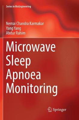 Microwave Sleep Apnoea Monitoring - Nemai Chandra Karmakar